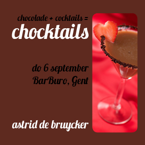chocktails 6 september 2012 BarBuro