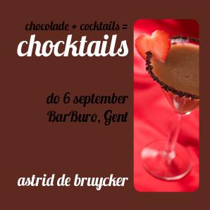 chocktails 6 september 2012 BarBuro